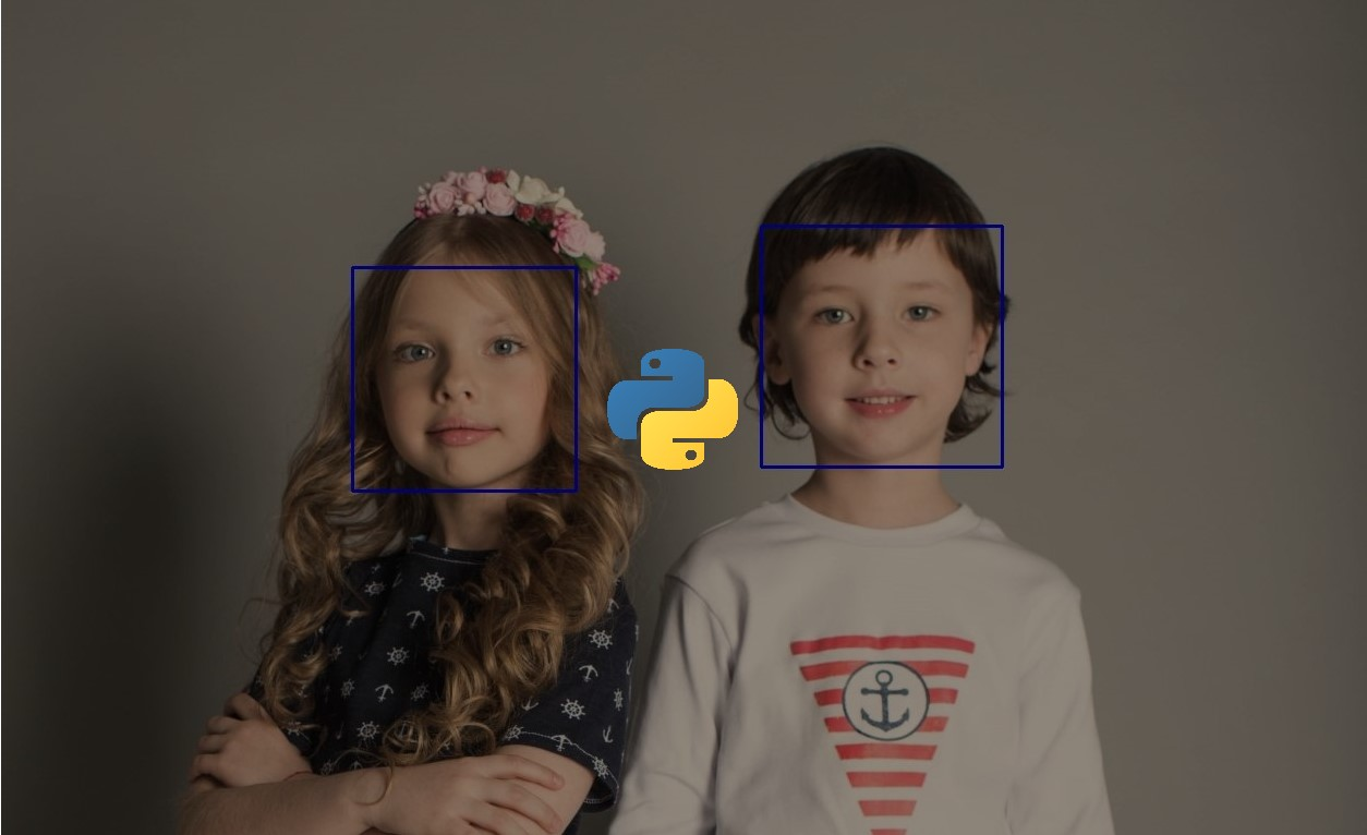 Face Detection using OpenCV in Python
