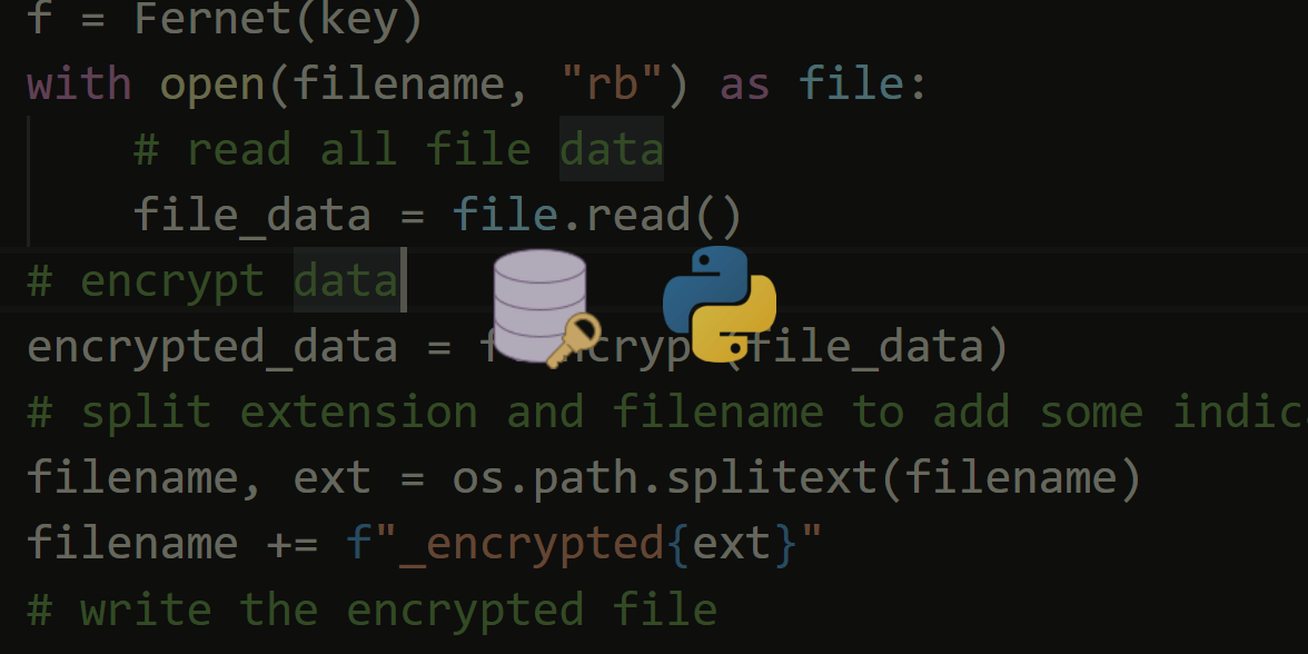 How to Encrypt and Decrypt Files in Python