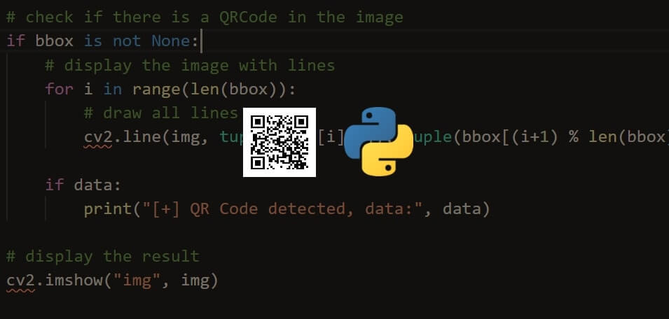 How to Generate and Read QR Code in Python