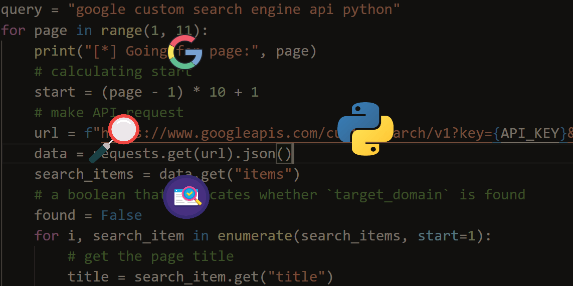 How to Get Google Page Ranking in Python