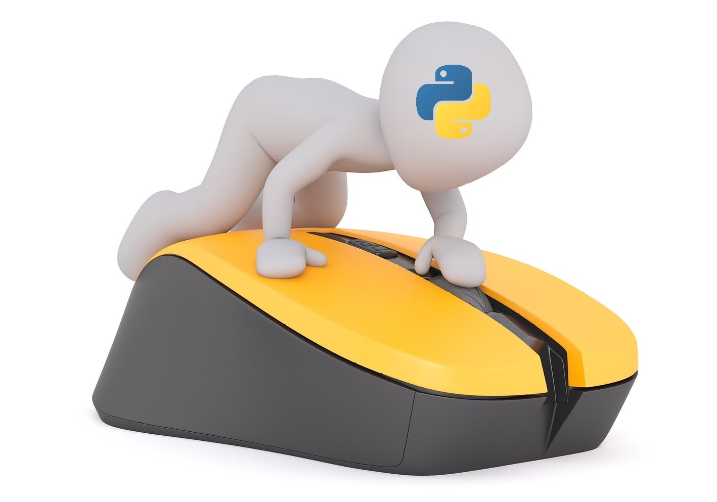 How to Control your Mouse in Python