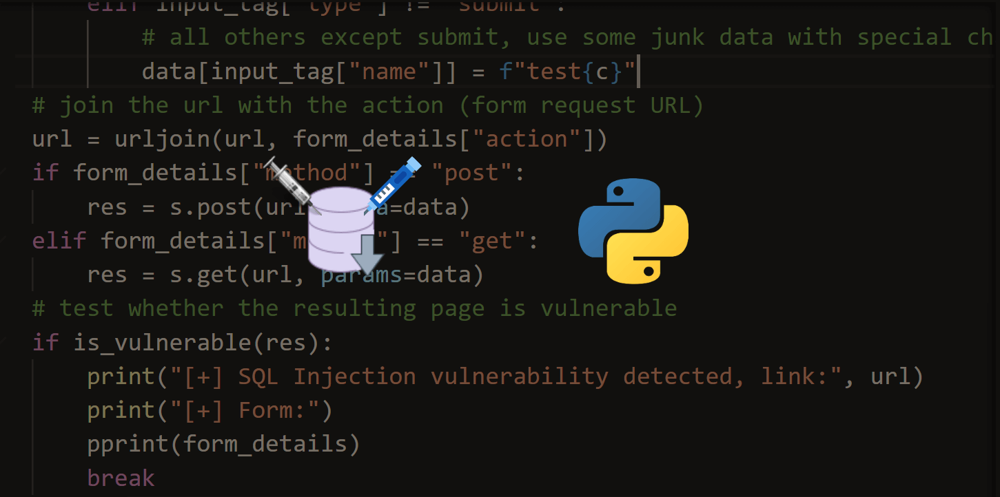 How to Build a SQL Injection Scanner in Python
