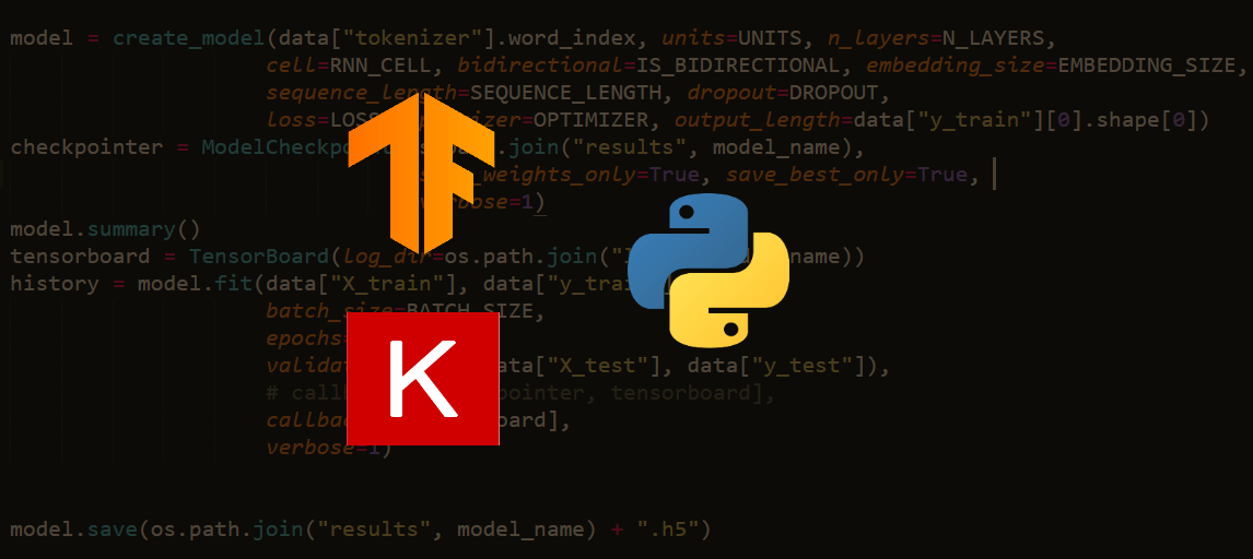 How to Perform Text Classification in Python using Tensorflow 2 and Keras