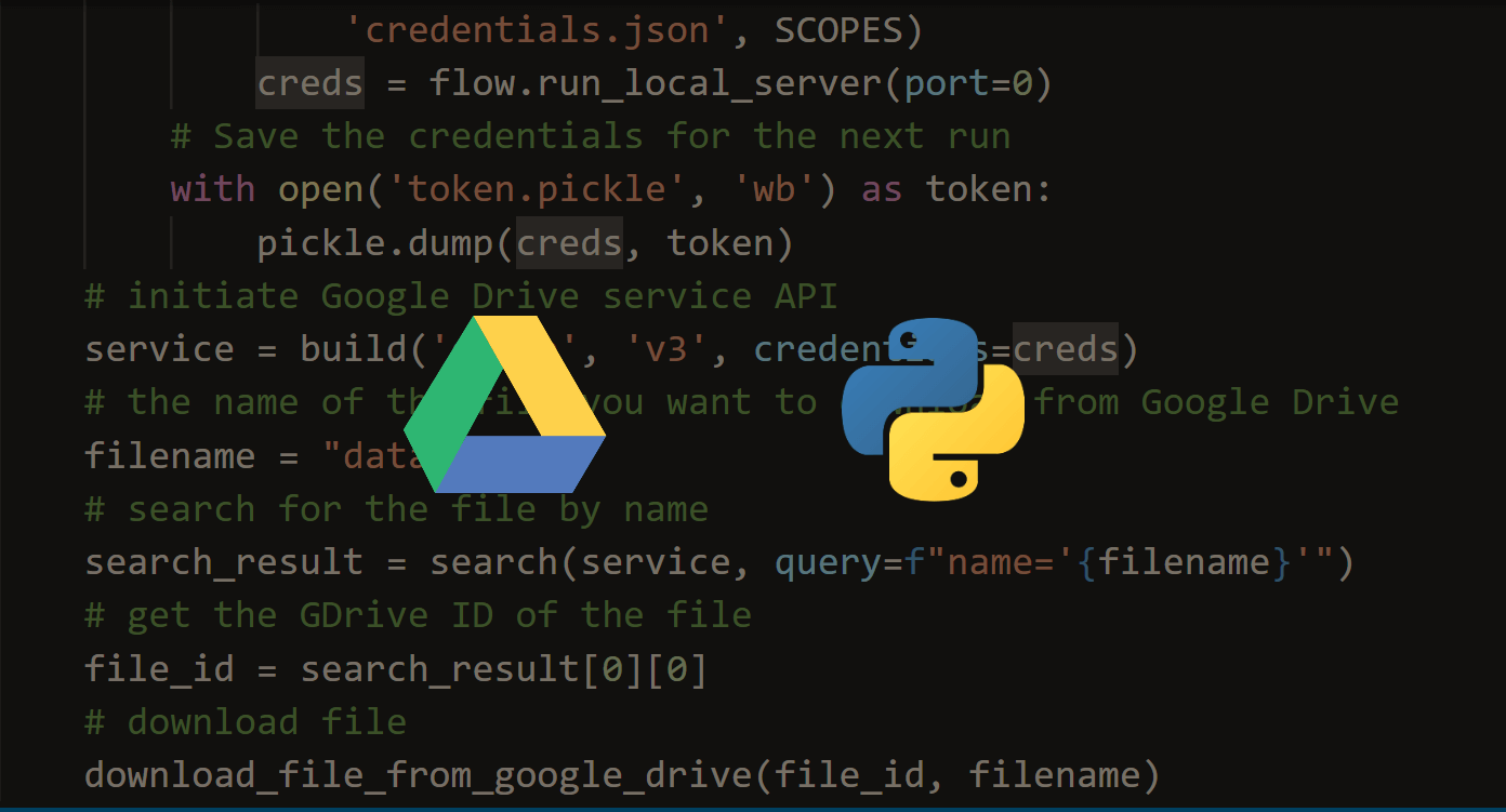 How to Use Google Drive API in Python