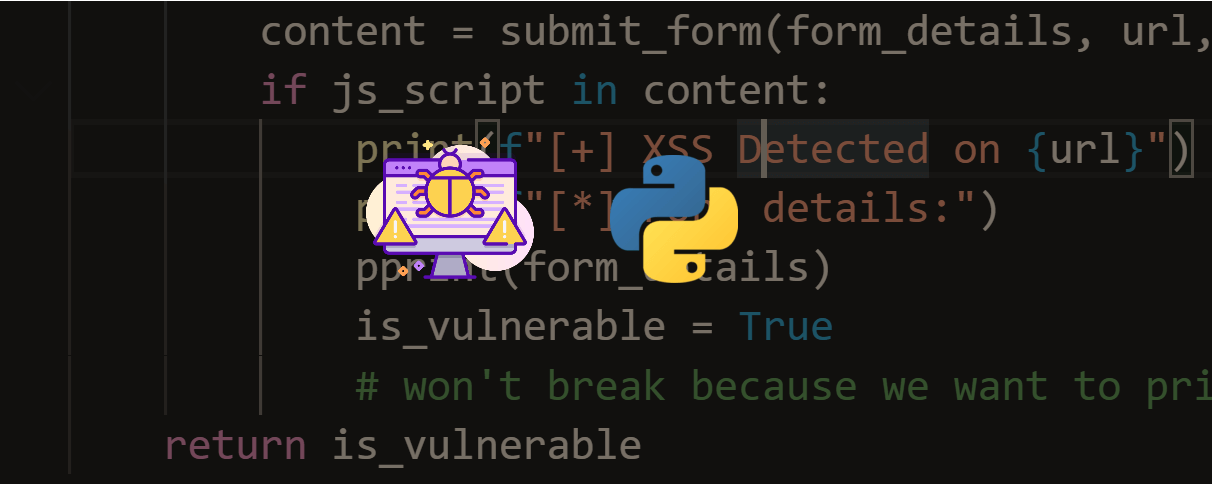 How to Build a XSS Vulnerability Scanner in Python
